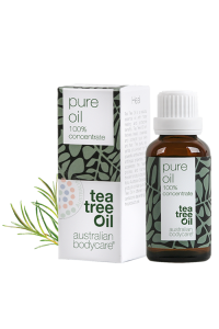 ABC TEA TREE olej - original Australian Bodycare  TEA TREE OIL ORIGINAL - 30ML / NOVÝ OBAL + Pleťová vzorka ZDARMA